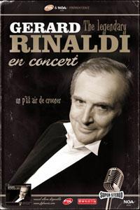 Gérard Rinaldi nouveau CD