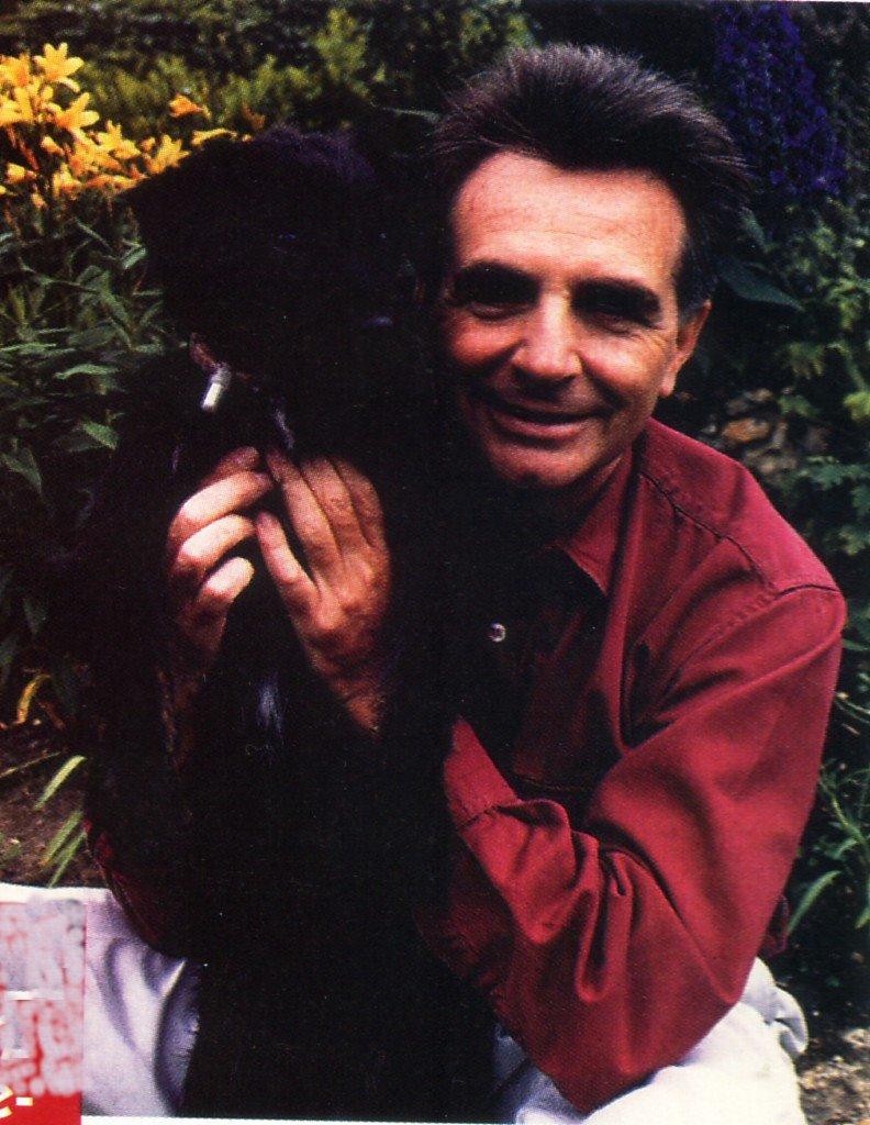 Gérard Rinaldi et Bidule