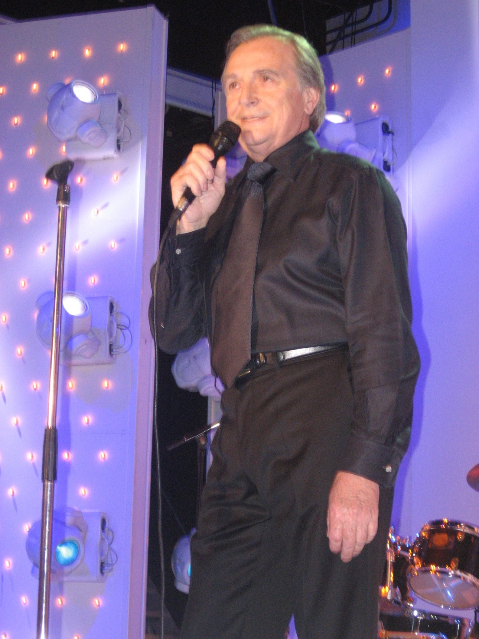 Gérard Rinaldi chante CHARLES TRENET