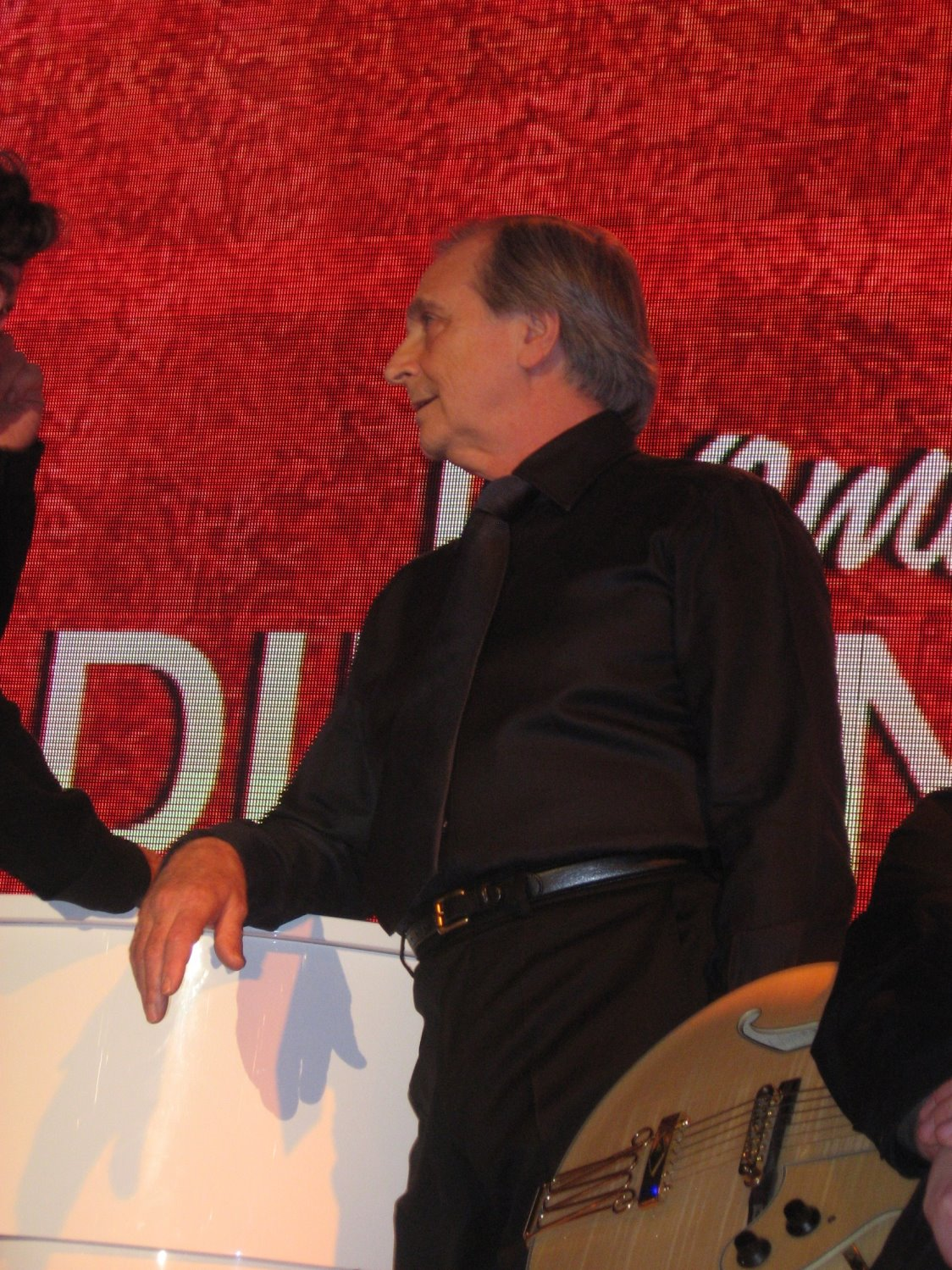 Gérard Rinaldi tournage de vivement dimanche