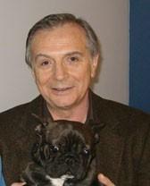 Gérard rinaldi et son chien