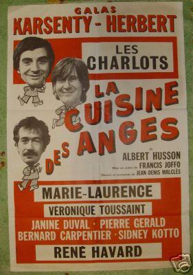Gérard Rinladi la cuisine des anges