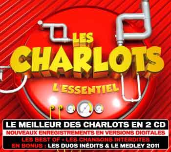`L `essentiel des  Charlots`  nouvel album