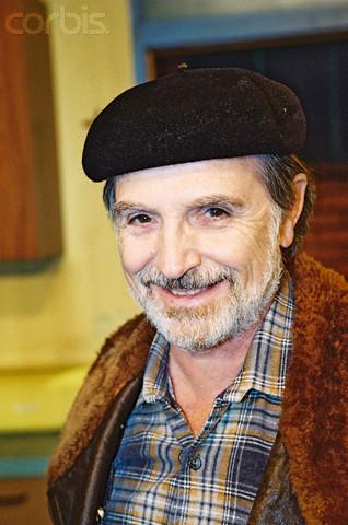 Gérard Rinaldi dans la pièce après l`amour