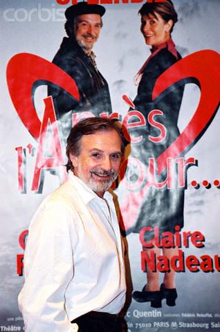 Gérard Rinaldi dans après l`amour